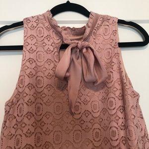 Women's Chelsea & Violet lace mini dress